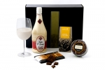 Cream Liqueur and Chocolates Hamper